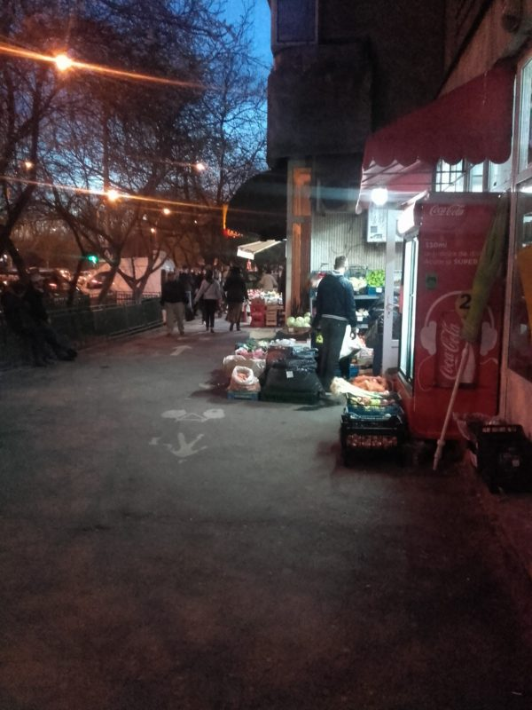 Piața Ghencea