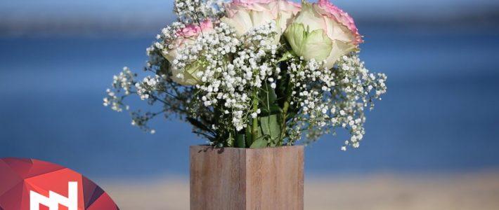 Atât de ușor poți face o vază pentru flori