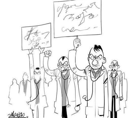 Când medicii fac grevă